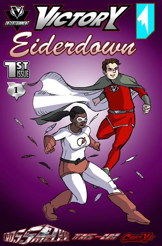 Victory/Eiderdown# 1